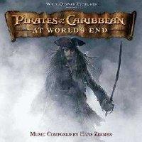 BO-OST-score Pirates des caraïbes 3 - Jusqu'au bout du monde [2007]