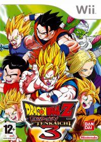 Dragon Ball Z : Budokai Tenkaichi 3 : DBZ Budokai Tenkaichi 3 - WII