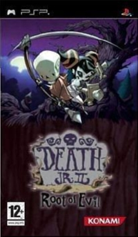 Death Jr. 2 : Root of Evil - PSP