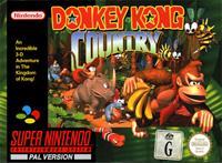 Donkey Kong Country #1 [1994]