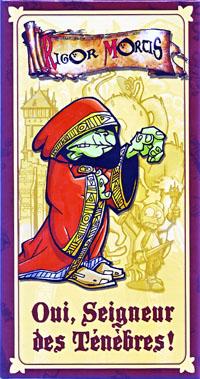 Kragmortha : Oui, Seigneur des Ténèbres [2007]