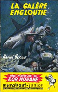 Bob Morane : La galère engloutie #2 [1954]