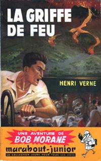 Bob Morane : La griffe de feu [#4 - 1954]