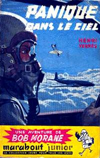 Bob Morane : Panique dans le ciel #5 [1954]