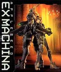 Appleseed 2 : Ex Machina [2008]