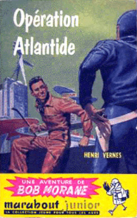 Bob Morane : Opération Atlantide #14 [1956]