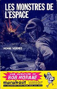 Bob Morane : Les monstres de l'espace #18 [1956]