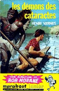 Bob Morane : Les démons des cataractes #22 [1957]