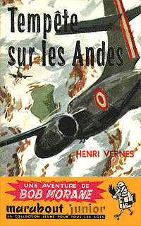 Bob Morane : Tempête sur les Andes #26 [1958]