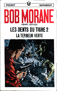 Bob Morane : Les dents du tigre 2 #31 [1958]
