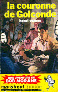 Bob Morane : La couronne de Golconde #33 [1959]