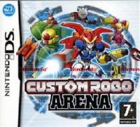 Custom Robo Arena - DS