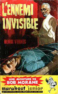 Bob Morane : L'ennemi invisible #36 [1959]