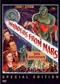 L'Invasion vient de Mars : Les envahisseurs de la planéte rouge [1955]