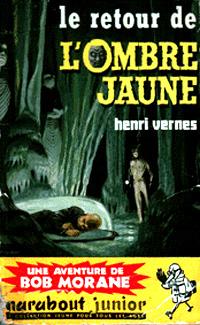 Bob Morane : Le retour de l'Ombre Jaune [#43 - 1960]