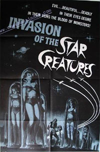 Invasion of the Star Creatures [1965]