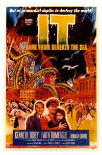 Le Monstre vient de la mer [1957]