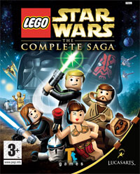 LEGO Star Wars : La saga complète - DS