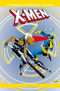 X-Men, l'intégrale 1986 - vol 1
