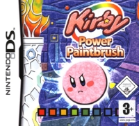 Kirby : Power Paintbrush - eshop