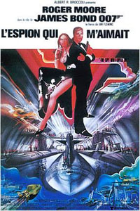 James Bond : L'espion qui m'aimait [1977]