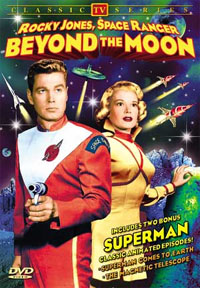 Beyond the Moon [1956]