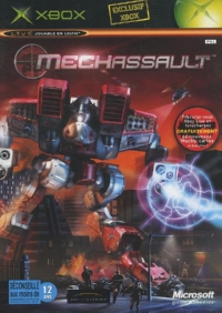 MechAssault #1 [2002]