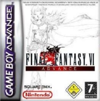 Final Fantasy VI Advance #6 [2007]