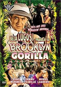 Bela Lugosi Meets a Brooklyn Gorilla [1952]