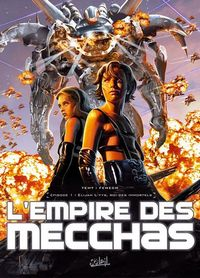 L'Empire des Mecchas : Elijah L-YYS, Roi des Immortels [#1 - 2007]