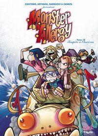 Monster Allergy : Tempête à l'Horizon #16 [2007]