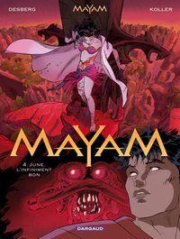 Mayam : June, l'infiniment bon [#4 - 2007]
