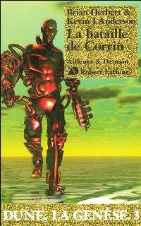 Dune, la Genèse : La Bataille de Corrin #3 [2005]