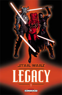 Star Wars Legacy - Saison 1 : Anéanti #1 [2007]