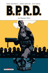 Hellboy : B.P.R.D. : La Flamme noire #5 [2007]