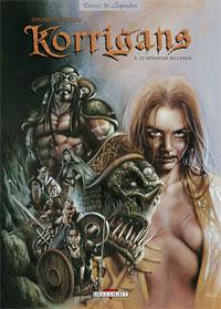 Korrigans : Le Seigneur du chaos #4 [2007]