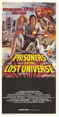 Les Aventuriers de l'univers perdu [1984]