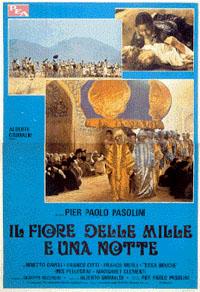 Trilogie de la Vie : Les Mille et une nuits #3 [1974]