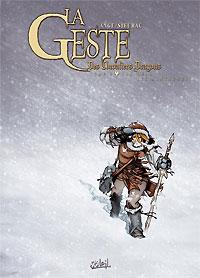 La Geste des Chevaliers Dragons : Par-delà les montagnes [#6 - 2007]