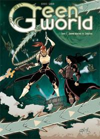Greenworld : Quand meurent les Cebyllins #1 [2007]