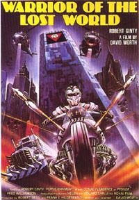 Mad Rider / Le chevalier du monde perdu [1984]