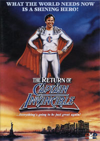 The Return of Captain Invincible [1984]