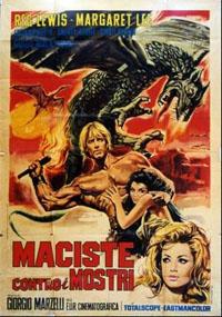 Maciste contre les monstres [1963]