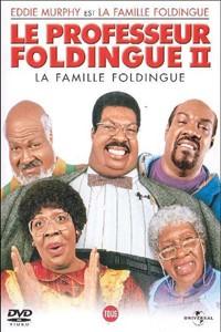 Dr Jekyll et Mr Hyde : Professeur Foldingue : La Famille Foldingue #2 [2000]