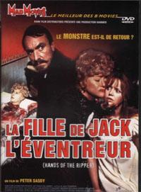 La fille de Jack l'éventreur - Combo Blu-ray + DVD
