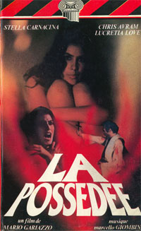 La Possédée [1974]