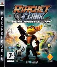 Ratchet & Clank : Opération Destruction [2007]