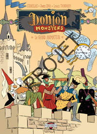 Donjon Monsters : Le grand animateur #11 [2007]