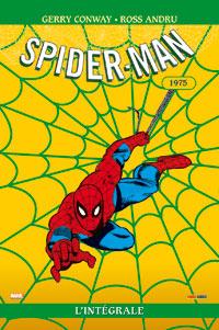 Spider-Man : l'intégrale 1975