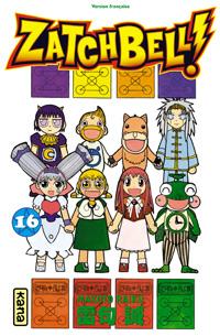ZatchBell ! [#16 - 2007]